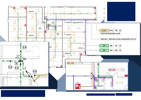 Plan Assainissement Maison Individuelle Lille 33